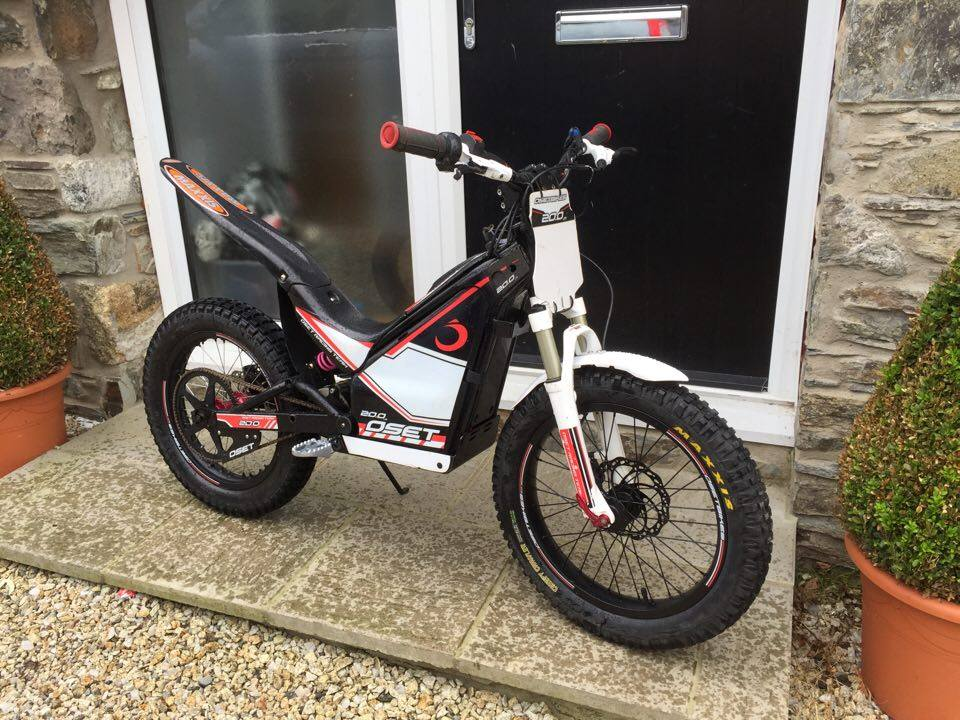 trials bike for sale isle of man. Black Bedroom Furniture Sets. Home Design Ideas